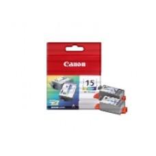 Canon 8191A002 bläckpatron färg (cyan, magenta, gul) BCI-15C