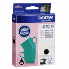Brother LC227XLBK bläckpatron svart