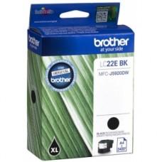 Brother LC22EBK bläckpatron svart