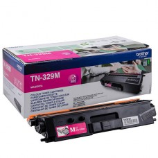 Brother TN329M tonerkassett magenta