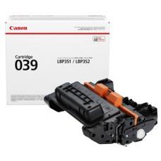 Canon 0287C001 tonerkassett svart nr 39