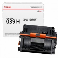 Canon 0288C001 tonerkassett svart nr 039H