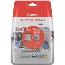 Canon 0332C005 Bläckpatronspaket CLI-571CMYBK