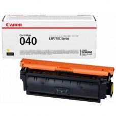 Canon 0454C001 tonerkassett gul nr 40