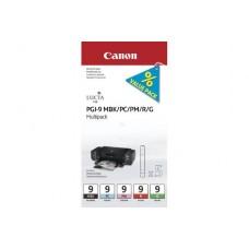 Canon 1033B013 Bläckpatronspaket PGI-9 MBK/PC/PM/R/G
