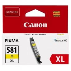 Canon 2051C001 bläckpatron gul CLI-581XL