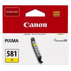 Canon 2105C001 bläckpatron gul CLI-581