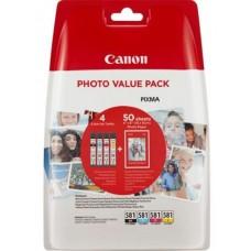 Canon 2106C005 bläckpatron CLI-581