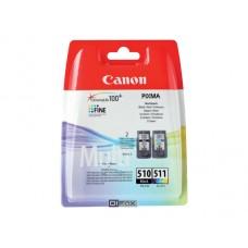 Canon 2970B010 Bläckpatronspaket PG-510/CL-511