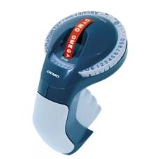 DYMO 12749 omega label/prægemaskine 9mm 3D prægetape, S0717940