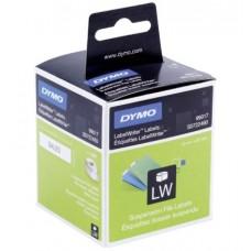 DYMO 99017 Hængemappe etiket 12X50 mm 220 stk. S0722460