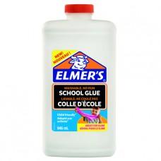Elmers hvid skollim, , lämplig för slim 946ml