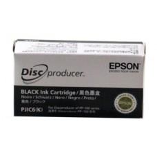 Epson C13S020452 bläckpatron svart PJI-C6 BK