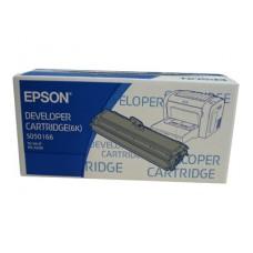Epson C13S050166 tonerkassett svart