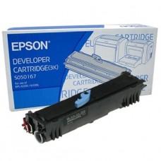 Epson C13S050167 tonerkassett svart