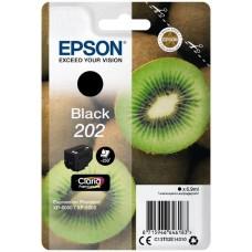 Epson C13T02E14010 bläckpatron svart nr 202 Kiwi