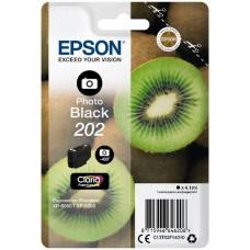 Epson C13T02F14010 bläckpatron fotosvart nr 202 Kiwi