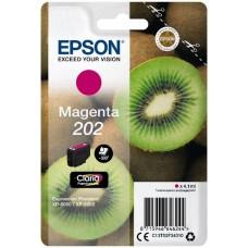 Epson C13T02F34010 bläckpatron magenta nr 202 Kiwi