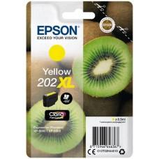 Epson C13T02H44010 bläckpatron gul nr 202XL Kiwi