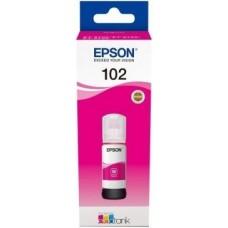 Epson C13T03R340 bläckpatron magenta Bläck 102