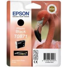 Epson C13T08714010 bläckpatron fotosvart