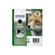 Epson C13T12814010 bläckpatron svart
