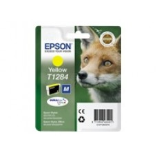 Epson C13T12844011 bläckpatron gul