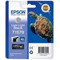 Epson C13T15794010 bläckpatron ljus svart