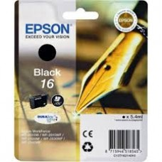 Epson C13T16214010 bläckpatron svart