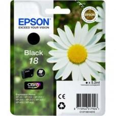 Epson C13T18014010 bläckpatron svart nr 18