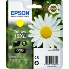 Epson C13T18144010 bläckpatron gul nr 18XL
