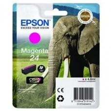 Epson C13T24234010 bläckpatron magenta nr 24