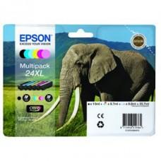 Epson C13T24384010 Bläckpatronspaket BK/C/M/Y nr 24XL
