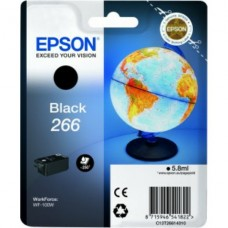 Epson C13T26614010 bläckpatron svart nr 266 BK
