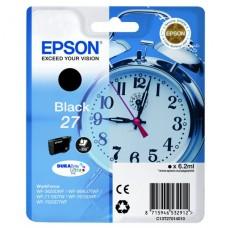 Epson C13T27014012 bläckpatron svart nr 27 BK