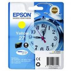 Epson C13T27044012 bläckpatron gul nr 27 Y