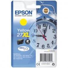 Epson C13T27144012 bläckpatron gul nr 27XL