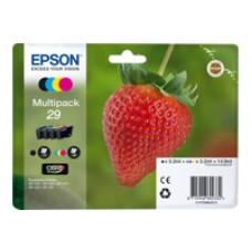 Epson C13T29864010 Bläckpatronspaket BK/C/M/Y nr 29