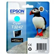 Epson C13T32424010 bläckpatron cyan T3242