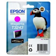 Epson C13T32434010 bläckpatron magenta T3243