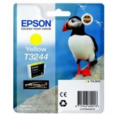 Epson C13T32444010 bläckpatron gul T3244