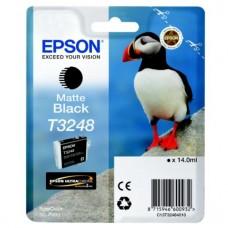 Epson C13T32484010 bläckpatron svart T3248
