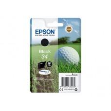 Epson C13T34614010 bläckpatron svart nr 34 BK