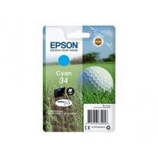 Epson C13T34624010 bläckpatron cyan nr 34 C