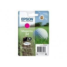 Epson C13T34634010 bläckpatron magenta nr 34 M