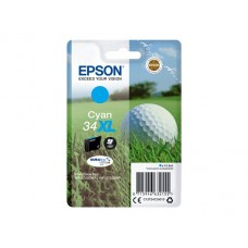 Epson C13T34724010 bläckpatron cyan nr 34XL