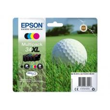 Epson C13T34764010 Bläckpatronspaket nr 34XL