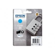 Epson C13T35824010 bläckpatron cyan nr 35 C