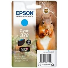 Epson C13T37824010 bläckpatron cyan nr 378 C
