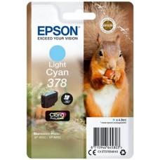 Epson C13T37854010 bläckpatron ljus cyan